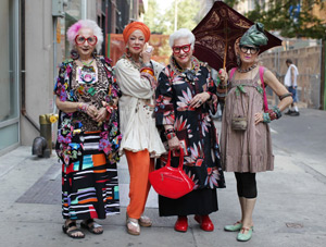 Advanced Style Women