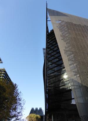 FEIT building, UTS, Broadway, Sydney