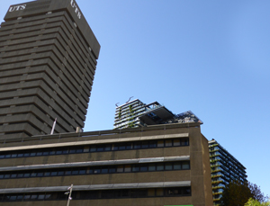 UTS Tower, Broadway, Sydney